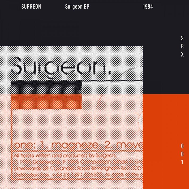 Cover art - Surgeon: Surgeon EP