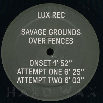 Cover art - Savage Grounds: Over Fences
