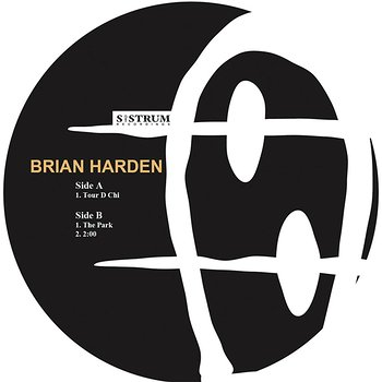 Cover art - Brian Harden: Tour De Chi
