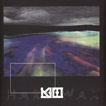 Cover art - Lee Gamble: Koch