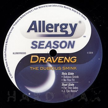 Cover art - Draveng: The Dubious Smink
