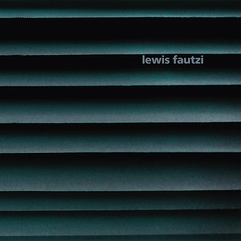 Cover art - Lewis Fautzi: Diagonal