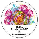 Cover art - Shobba: Cosmic Jungle EP