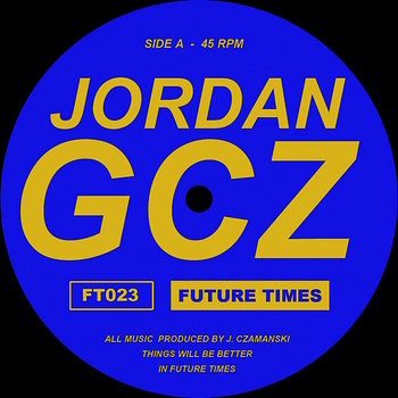 Cover art - Jordan GCZ: Digitalis EP