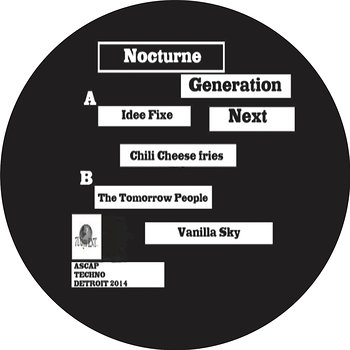 Cover art - Generation Next: Nocturne