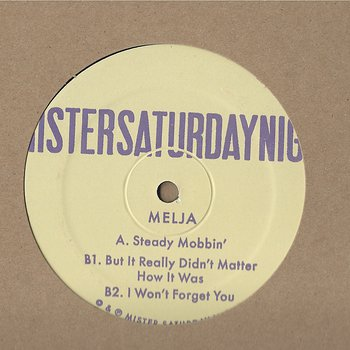Cover art - Melja: Steady Mobbin'