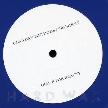 Cover art - Ugandan Methods & Prurient: Dial B for Beauty