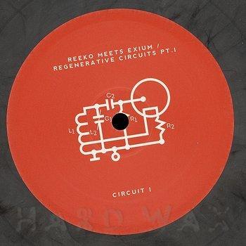 Cover art - Reeko & Exium: Regenerative Circuits Part 1