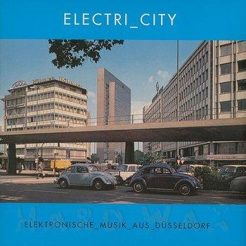 Various Artists Electricity Elektronische Musik Aus Düsseldorf
