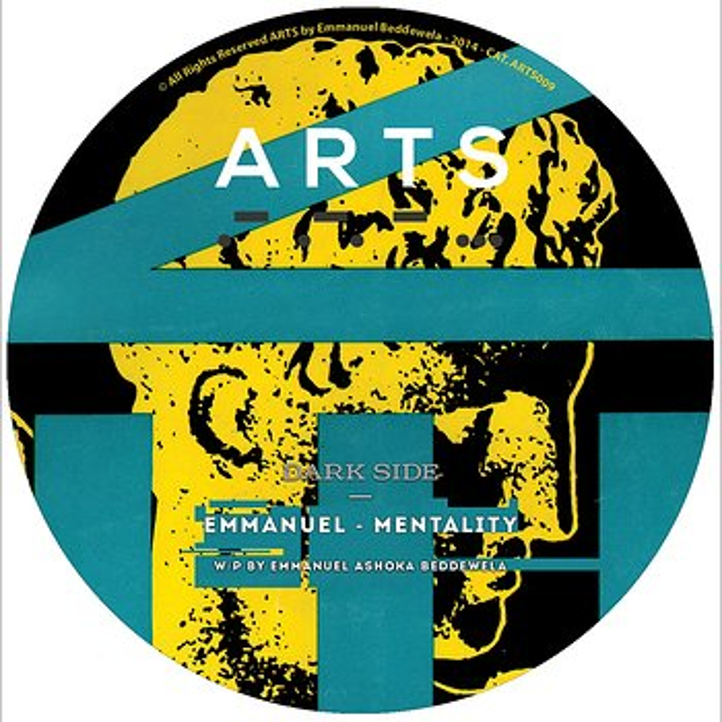 Cover art - Emmanuel: Mentality