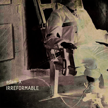 Cover art - Adam X: Irreformable