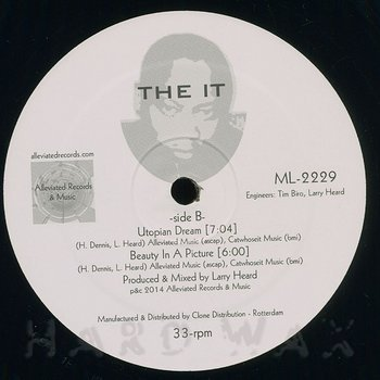 Cover art - The It: The It EP