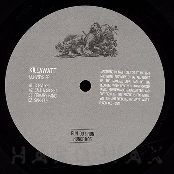 Cover art - Killawatt: Convoys EP