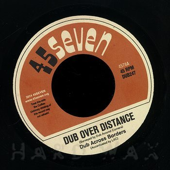 Cover art - Dub Across Borders: Dub Over Distance