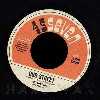 Cover art - Jahdubtahz: Dub Street