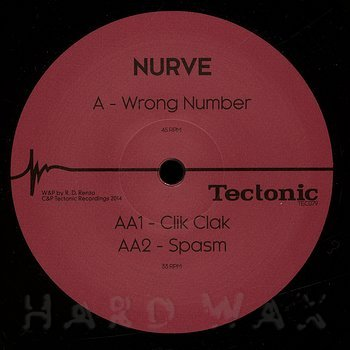 Cover art - Nurve: Wrong Number