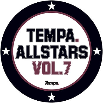 Cover art - Various Artists: Tempa Allstars Vol. 7