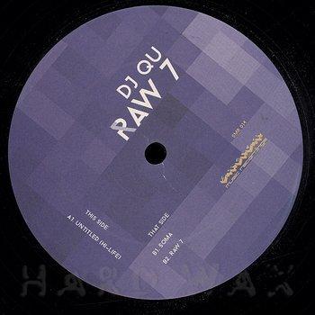 Cover art - DJ Qu: Raw 7