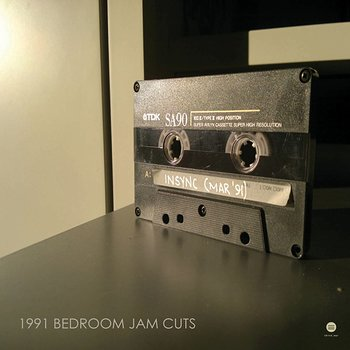 Cover art - In Sync: The Bedroom Tape Cuts