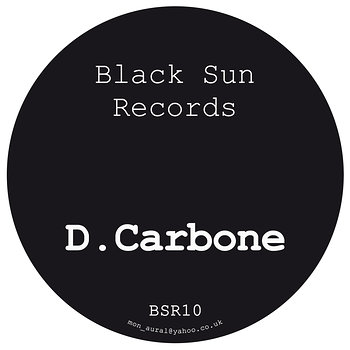 Cover art - D. Carbone: Black Sun Records 010