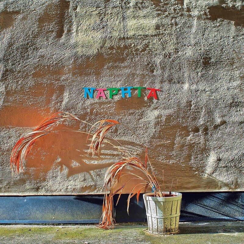 Cover art - Naphta: Palm Trees Love EP