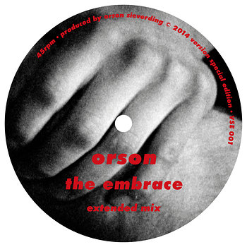 Cover art - Orson: The Embrace