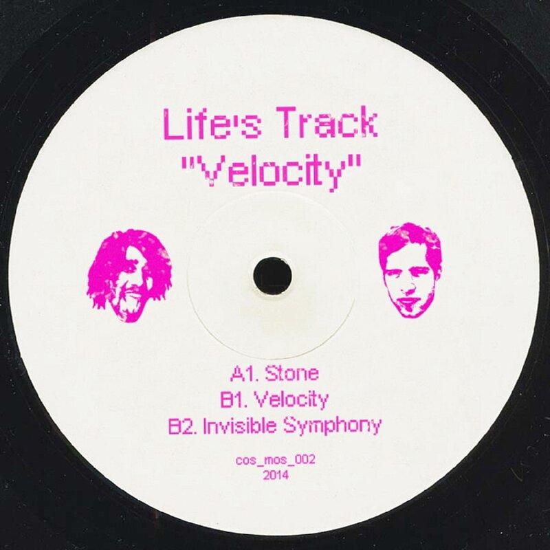 Cover art - Life's Track: Velocity