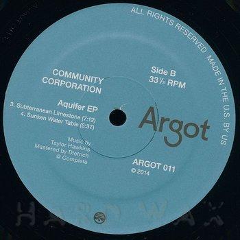 Cover art - Community Corporation: Aquifer EP