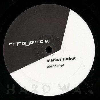 Cover art - Markus Suckut: Abandoned
