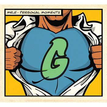 Cover art - Mr. G: Personal Momentz