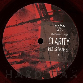 Cover art - Clarity: Hell's Gate EP