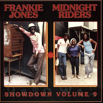 Cover art - Frankie Jones & Midnight Riders: Showdown Volume 9