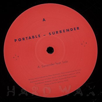 Cover art - Portable: Surrender