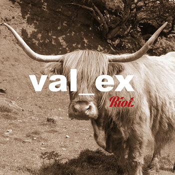 Cover art - Val Ex: Riot