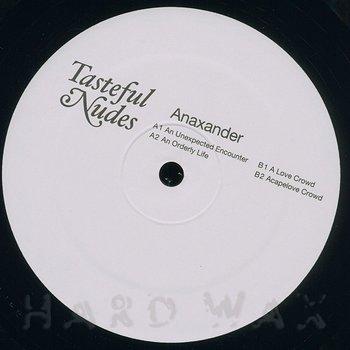 Cover art - Anaxander: An Orderly Life
