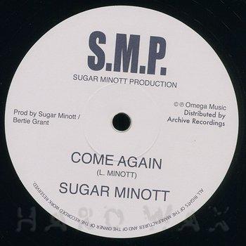 Cover art - Sugar Minott: Come Again