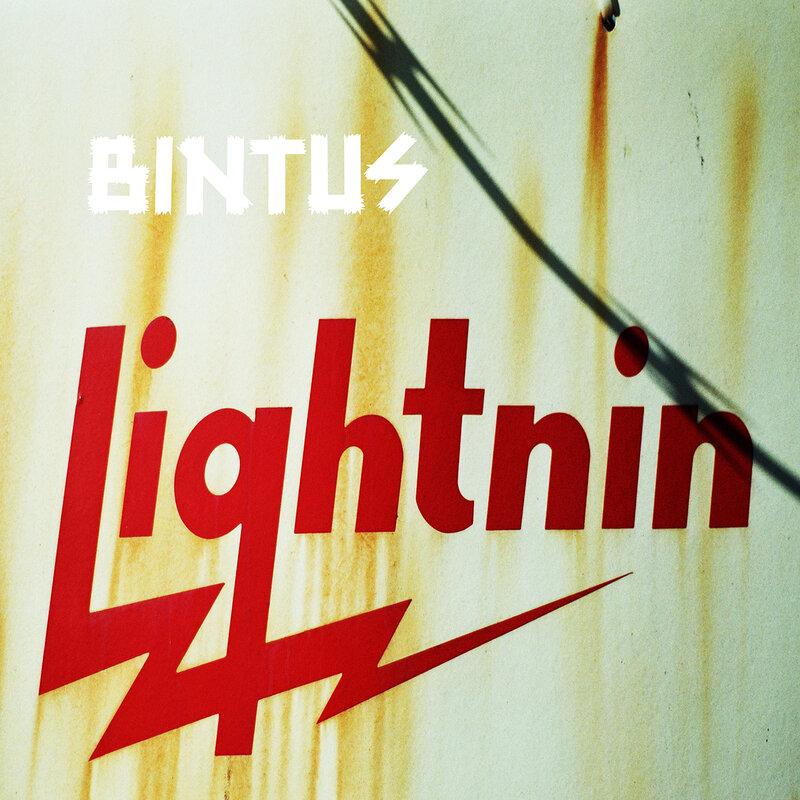 Cover art - Bintus: Lightnin