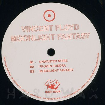 Cover art - Vincent Floyd: Moonlight Fantasy