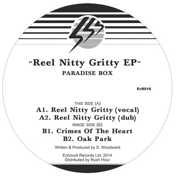 Cover art - Paradise Box: Reel Nitty Gritty EP