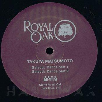 Cover art - Takuya Matsumoto: EKRs Galactic Dance
