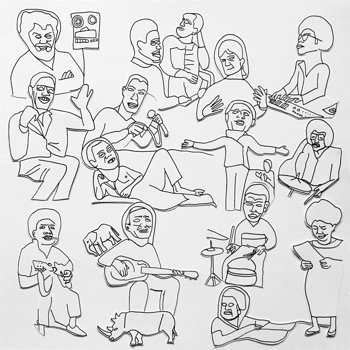 Cover art - Romare: Roots