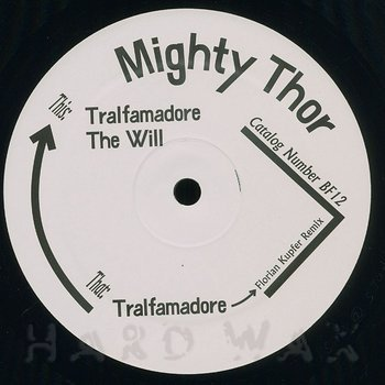 Cover art - Mighty Thor: Tralfamadore