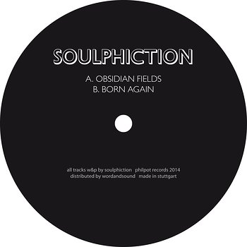 Cover art - Soulphiction: Obsidian Fields