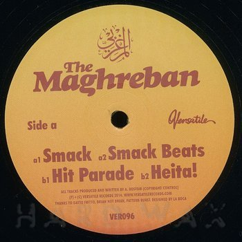 Cover art - The Maghreban: Smack EP