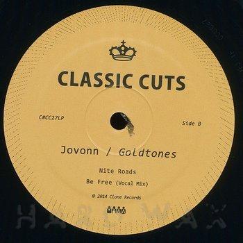 Cover art - Jovonn: Goldtones