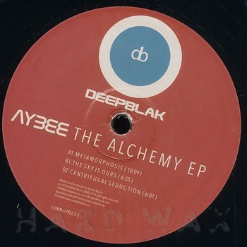 Cover art - Aybee: The Alchemy EP