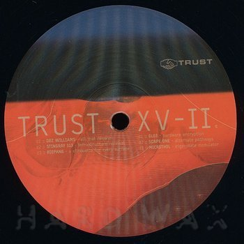 Cover art - Various Artists: Trust XV-II