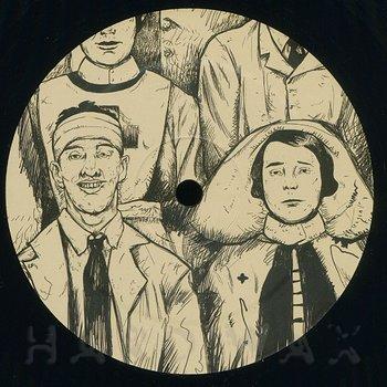 Cover art - DJ Haus: Peekaboo EP