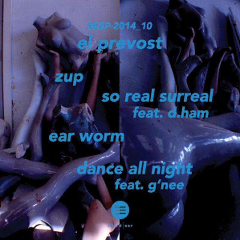 Cover art - El Prevost: The Surreal EP