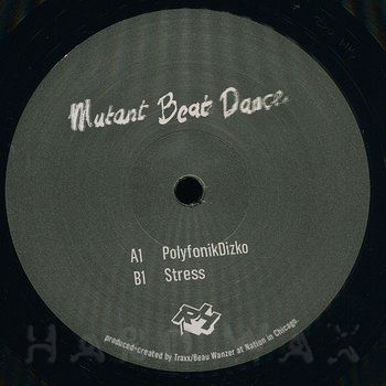 Cover art - Mutant Beat Dance: Polyfonikdizko